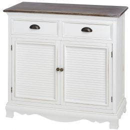 Two Drawer Sideboard