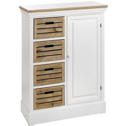 Cabinet with 4 drawers