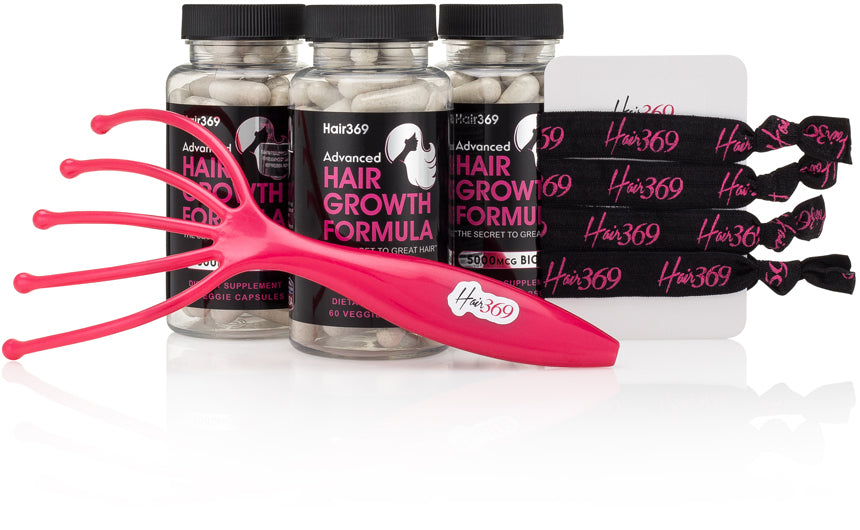 Hair Growth Formula 3 Bottles