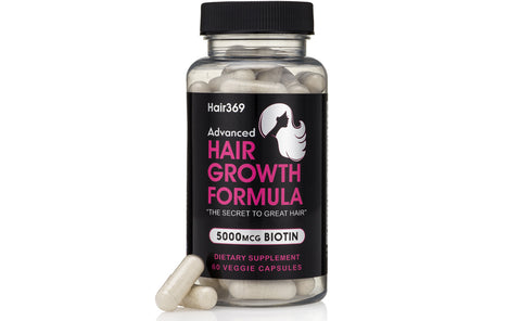 Hair Growth Formula 2 Bottles