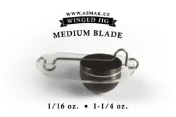 Winged Jig - Medium Blade