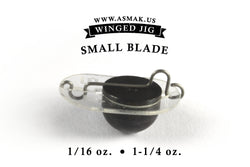 Winged Jig - Small Blade