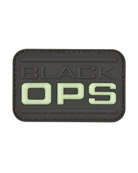 Black Ops Patch - A2 Supplies Ltd