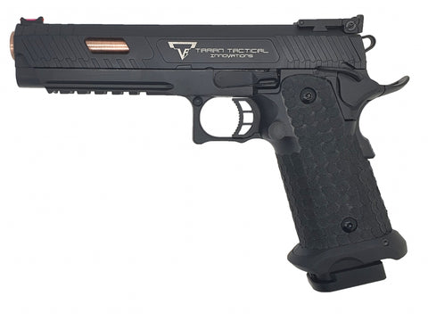 Jag Precision x Taran Tactical International JW3 Master GBB Pistol Black