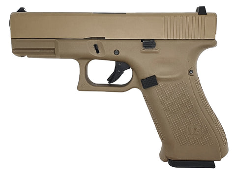 WE EU19 Gen 5 XL Tan - A2 Supplies Ltd