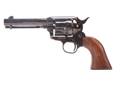 King Arms SAA .45 Peacemaker Revolver Civilian Electroplating Black - 'Pre-Order' - A2 Supplies Ltd