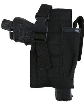 Molle Gun Holster w/ Mag Pouch (5 colours) - A2 Supplies Ltd