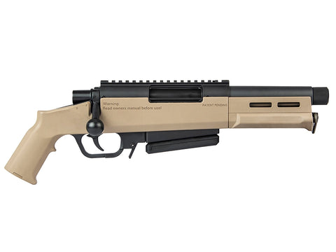 Ares AS03 Striker Sawn Off Sniper Rifle Tan