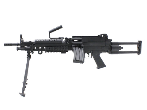 S&T M249 Para Sports Line AEG Black - A2 Supplies Ltd