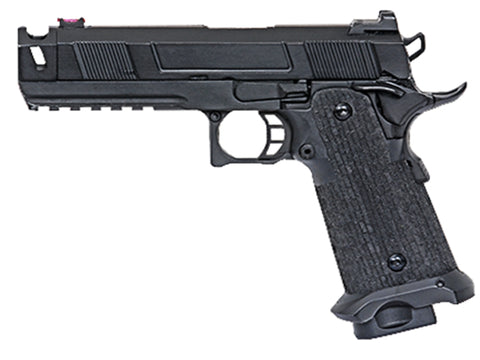 Army Custom 5.1 Hi-Capa with Costa Compensator (Full Metal - Black - R501) - A2 Supplies Ltd