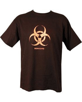 KUK T-Shirt - Biohazard - A2 Supplies Ltd