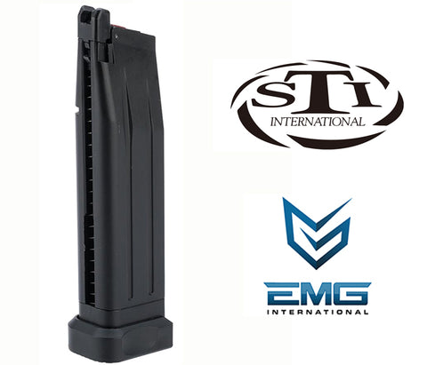 EMG - STI International Hi-Cappa Magazine 28rd - A2 Supplies Ltd