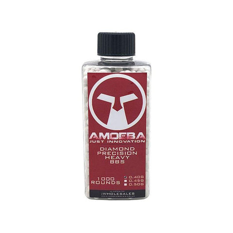 Ares Amoeba Diamond Precision 0.40g BB 1000rd Bottle - A2 Supplies Ltd