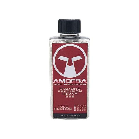 Ares Amoeba Diamond Precision 0.43g BB 1000rd Bottle - A2 Supplies Ltd