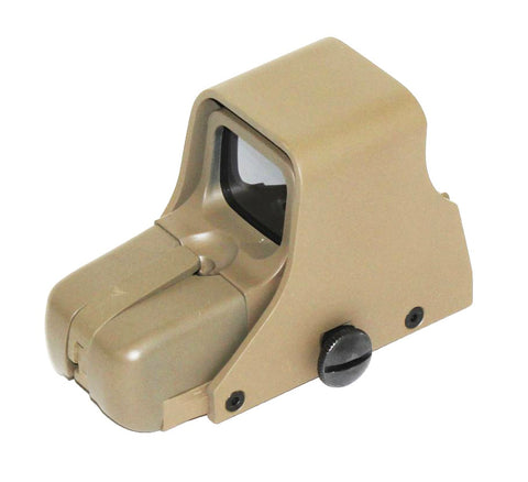 CCCP 551 Scope with Red and Green Holographic Sight Tan - A2 Supplies Ltd