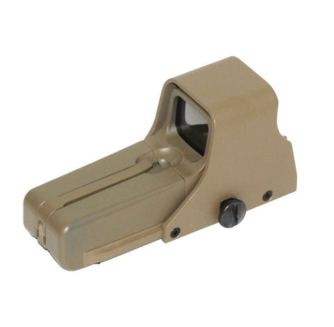 CCCP 552 Scope with Red and Green Holographic Style Sight - Tan - A2 Supplies Ltd