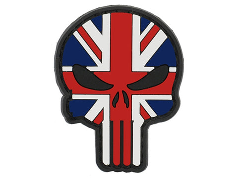 UK Skull Patch