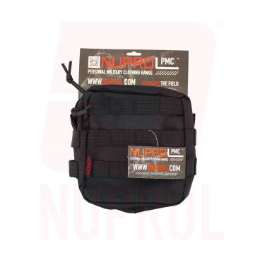 PMC Medium Zipped Utility Pouch (4 colours) - A2 Supplies Ltd