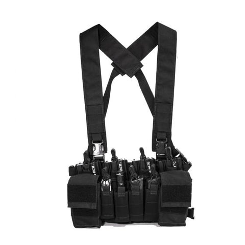 PMC Micro B Chest Rig (5 Colours) - A2 Supplies Ltd