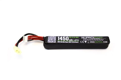 1450mah 11.1 30c Lipo Stick Type