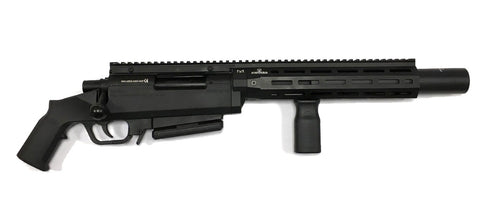Custom Ares Striker AS03 w/M-LOK Handguard and Suppressor - A2 Supplies Ltd