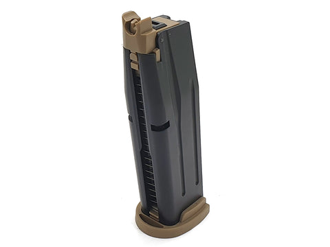 F18 Gas Magazine 20rd Tan - A2 Supplies Ltd