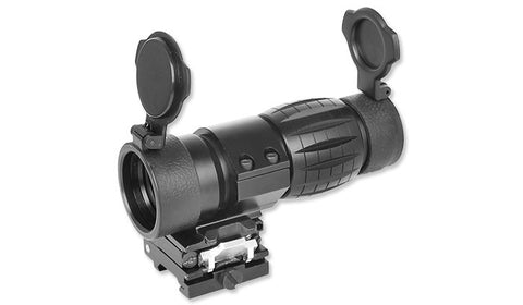 4x FXD Magnifier with adj/QD mount