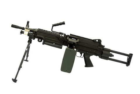 FN M249 Para AEG  w/Box Magazine - A2 Supplies Ltd