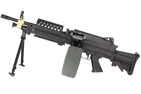 FN MK46 AEG w/Box Magazine - A2 Supplies Ltd