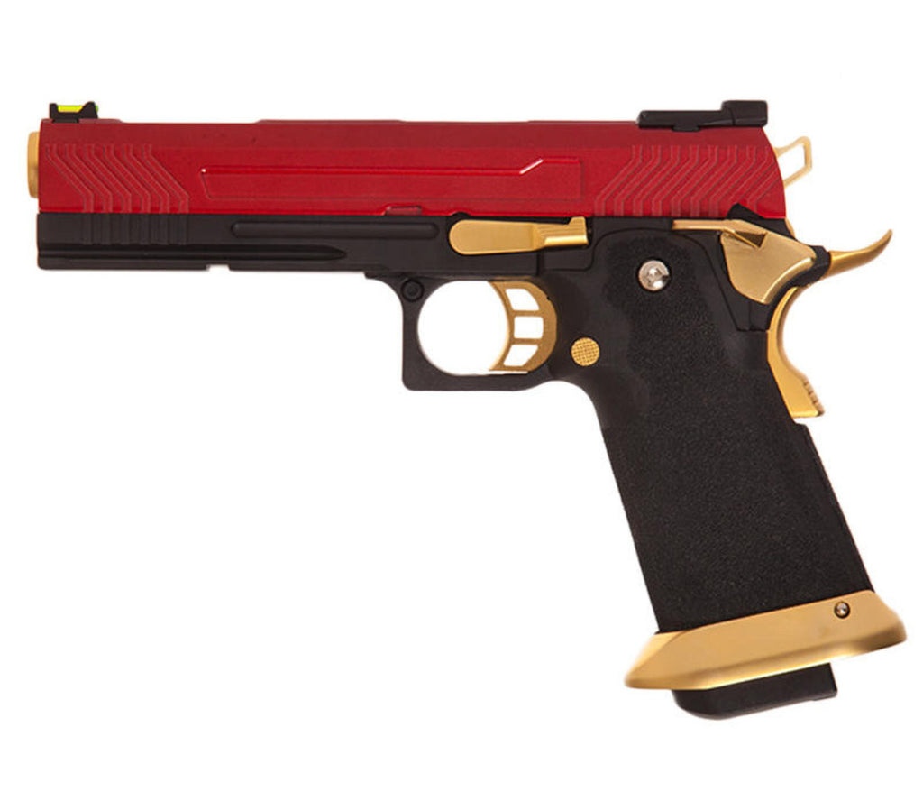 Armorer Works Custom Hi-Cappa Red
