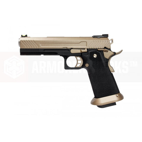 Custom Hi-Cappa FDE Full Slide Black Frame - A2 Supplies Ltd