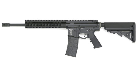 ASAR 15 Carbine Black AEG *PRE-ORDER* - A2 Supplies Ltd