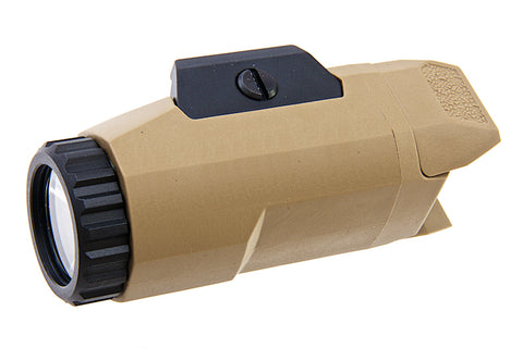 Blackcat Airsoft ALP Weapon Light Long Tan - A2 Supplies Ltd
