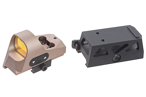 Romeo Style Red Dot Sight Tan - A2 Supplies Ltd