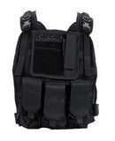 Big Foot Light Weight Molle Plate Carrier - A2 Supplies Ltd