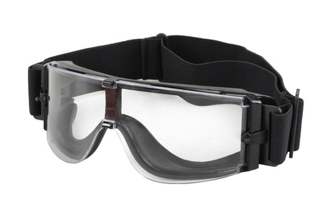 X800 Goggles (Black Colour - Clear Lens) - A2 Supplies Ltd