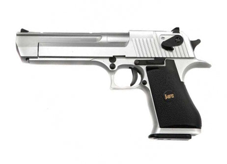HFC Desert Eagle GBB Silver - A2 Supplies Ltd