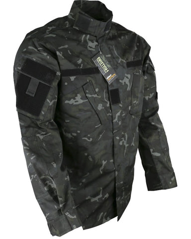 KUK ACU Shirt BTP Black - A2 Supplies Ltd