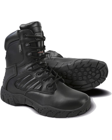 Tactical Pro Boot Black 12 inch - A2 Supplies Ltd