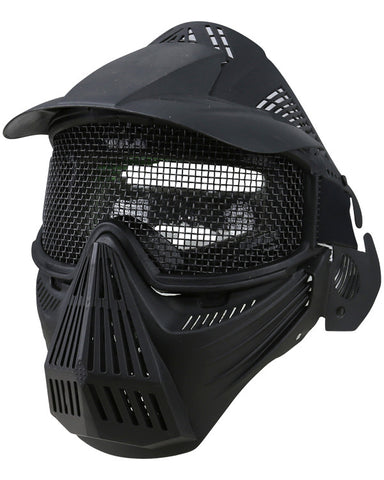 Full Mesh Mask (2 colours) - A2 Supplies Ltd