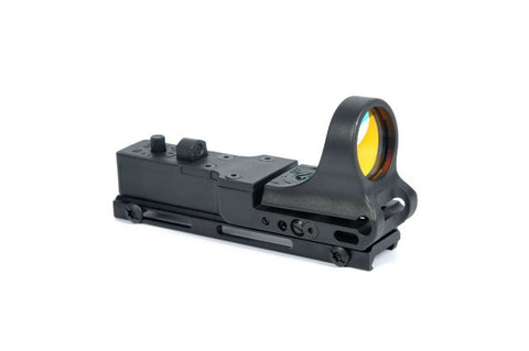 Sotac Gear CM Style Red Dot Sight Black - A2 Supplies Ltd
