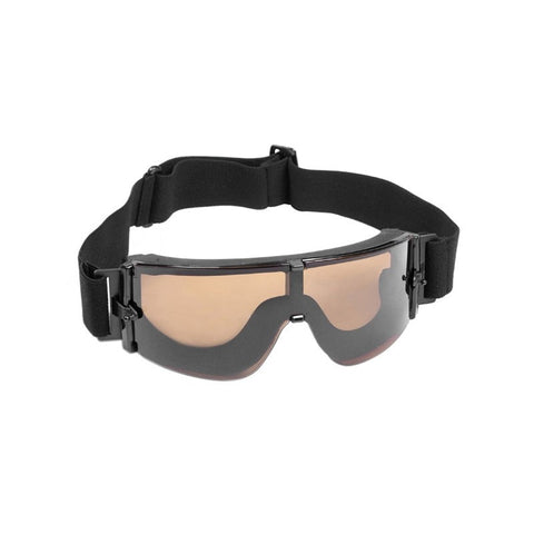 Big Foot X800 Goggle (Black Colour - Tinted Lens) - A2 Supplies Ltd