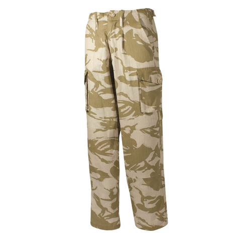 Desert Camo Trousers - A2 Supplies Ltd