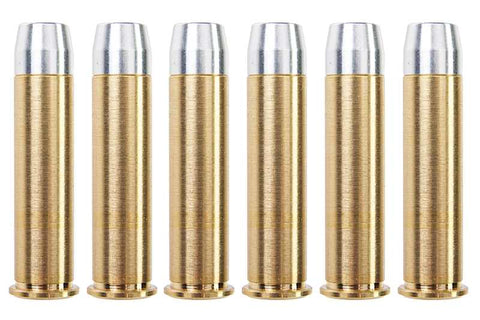 X-Type Cartridges For Mateba Revolvers- 6mm Shells