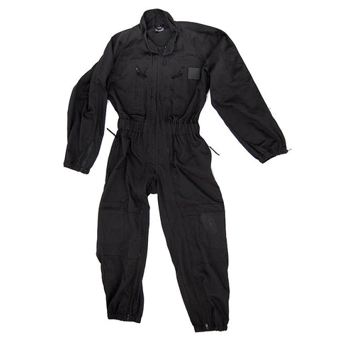 Mil-Tec SWAT Coverall - Black