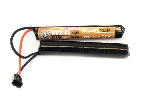 9.6v 1600mah NiMh Crane Battery - A2 Supplies Ltd