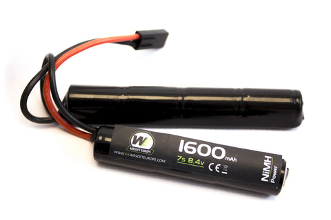 Battery 8.4v 1600mah Nunchuck