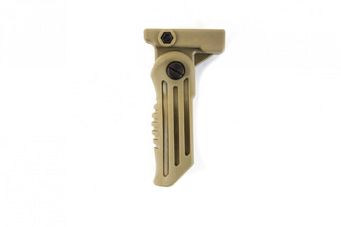 Folding Vertical Grip Tan - A2 Supplies Ltd