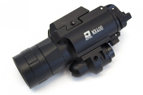 NX400 Pro Torch and Laser