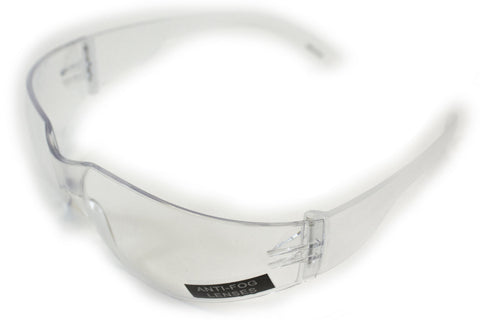 Nuprol Protective Airsoft Glasses Clear - A2 Supplies Ltd